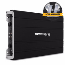 Modulo Hurricane Ha 4.160 640w Rms 4 Canais Estéreo / Mono