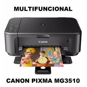 Multifuncional Canon Mg3510 Inyeccion De Tinta Wifi Usb