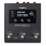 Procesador Multiefecto Digitech Guitarra Eléctrica Rp360