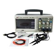 Osciloscópio Digital Profissional 50mhz E 2ch - Menor Preço Do Mercado Livre - Assista Ao Vídeo Do Anúncio P/ Conhecer