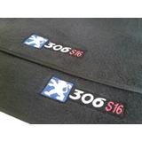Tapetes Carpete Peugeot 306 S16, Personalizado