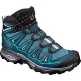 Bota Feminina Salomon - X Ultra Mid Aero F - Hiking