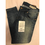 Calça Jeans Diesel Feminina Veste 38/40 Tb Farm Maria Filó