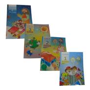 Coleção O Livro Dos Espíritos Para Crianças - Volume 1,2,3,4