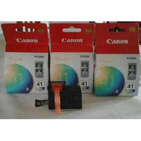 Cartuchos Canon 41