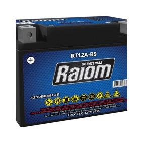 Bateria Moto Raiom Rtx12a Cb400/cb450/cbr450-sr