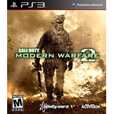 Digital Ps3 Call Of Duty Modern Warfare 2 With Stimulus Pack
