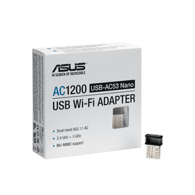 Tarjeta De Red Alámbrica Asus Usb-ac53 Ac1200