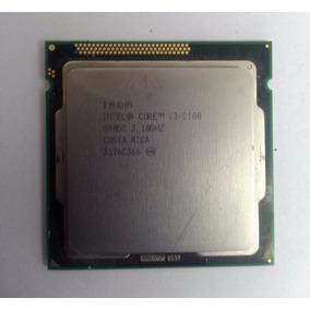Processador Intel Core I3 2100 3.10ghz 3mb Cache