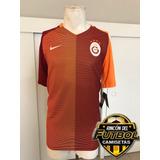 Camiseta Nike Galatasaray 2016/2017 Talla L Local Nueva