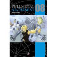 Fullmetal Alchemist 08 Hiromu Arakawa Jbc