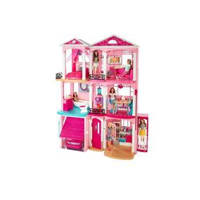 Barbie Casa Dos Sonhos Com Acessórios - Mattel