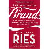 The Origin Of Brands - Ries [hgo