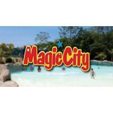 Titulo Magic City Remido - Familiar Suzano