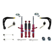 Kit Suspension Peugeot 207 Con 4 Amortiguadores-18 Piezas