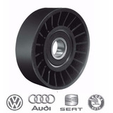 Polea Tensora Correa Unica Vw Polo Classic New Beetle Polo
