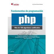 Libro Fundamentos De Programacion Php