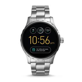 Smartwatch Fossil Q Marshal Acero Inox Plateado
