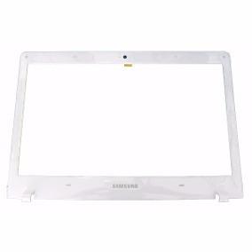 Moldura Frontal Display Note Samsung Np270e4e Branca 14.0