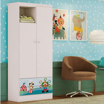Ropero Placard Organizador Infantil 2 Ptas. Kappesberg A432
