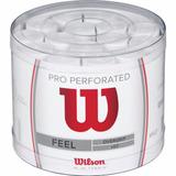 Overgrip Raquete Tenis Wilson Pro Perforated 1 Unidade