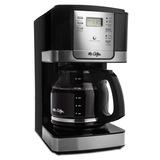 Cafetera Programable Mr. Coffe Para 12 Tazas Advanced Brew