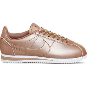 Zapatillas Nike Cortez Metal Dama