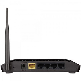 Roteador Wireless 150mbps Dir-610-b1 D-link