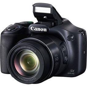 Câmera Fotográfica Canon Sx 530 Hs Semi Profissional