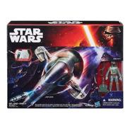 Boba Fett + Slave 1 Hasbro Star Wars Nuevo Escala 3