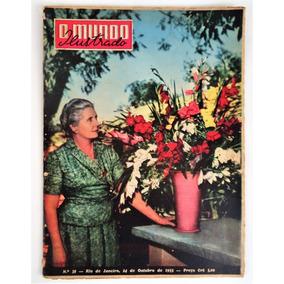 Revista O Mundo Ilustrado N° 39 - Maria Della Costa - 1955