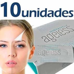 Ageless Instantaneo Cuidados Rosto Creme Anti Aging 10un Fa2