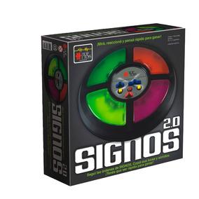 Signos 2.0 Juego De Mesa De Memoria Didactico Simon Top Toys