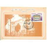 1993 Máximo Postal 172 Agência Dos Correios De Petrópolis