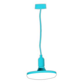 Candil Led Colgante Colores 24 Watts Incluye Lampara Foco