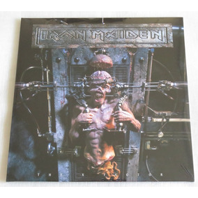 Iron Maiden X Factor 2 Lp 180 Gr Importado Pronta Entrega