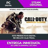Entrega Ya! Pc Cod Call Of Duty Advanced Warfare | Steam