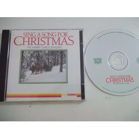 Cd . Sing A Song For Christmas - The Merry Carol Singers