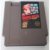 Super Mario Bros Juego Nes Nintendo Original