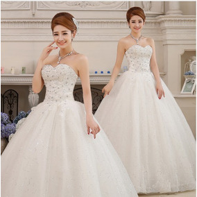 Vestido de novia gamarra