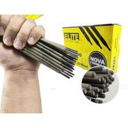 Eletrodo 6013 2.5mm Solda Eletrica 1kg Serralheiro Oferta