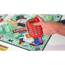 Monopolio / Monopoly Electronico Con Tarjetas De Debito