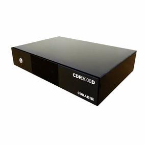 Cdr3000d Decodificador De Televisión Digital Abierta Coradir