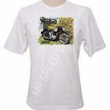 Camiseta Norton Es2 Chromo