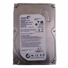 Hd Seagate 500gb Sata Pc Dvr 5400rpm + Brinde Cabo Sata
