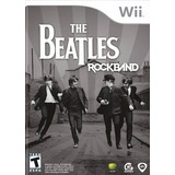 The Beatles: Rock Band (solo Juego) - Nintendo Wii
