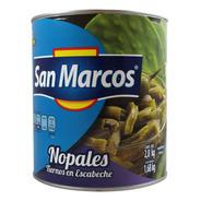 Nopales Tiernos San Marcos Lata 2.8 Kg