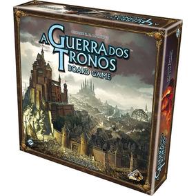 Game Of Thrones A Guerra Dos Tronos Board Game (2ª Edição)