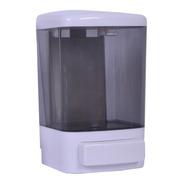 Despachador De Jabón Líquido  1 Litro Blanco Humo