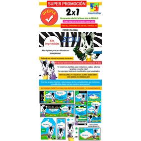 Kit Imprimible Cebra Zou Candy Bar Invitaciones Souvenirs